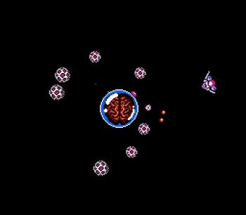 Gyruss (NES) - 51
