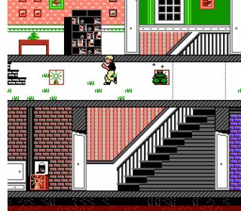 Home Alone NES - 02