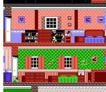 Home Alone NES - 03