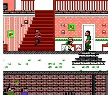 Home Alone NES - 04