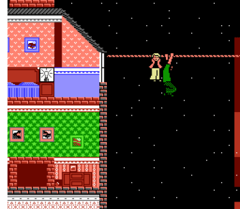 Home Alone NES - 07