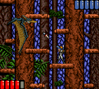 Jurassic Park (Game Gear) - 30