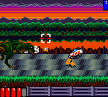 Jurassic Park (Game Gear) - 35