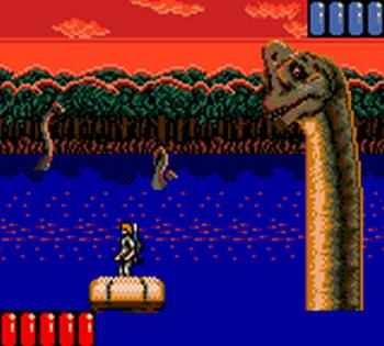 Jurassic Park (Game Gear) - 41