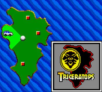 Jurassic Park (Game Gear) - 44