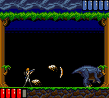 Jurassic Park (Game Gear) - 50