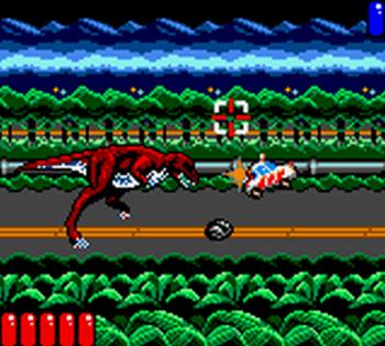 Jurassic Park (Game Gear) - 56