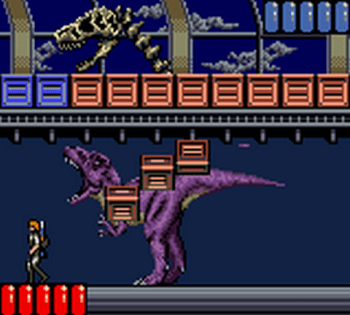 Jurassic Park (Game Gear) - 64