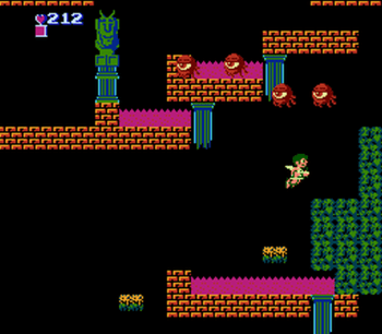 Kid Icarus (NES) - 25