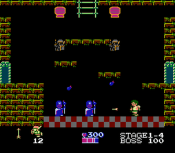 Kid Icarus (NES) - 34