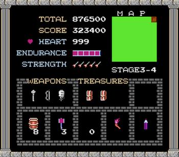 Kid Icarus (NES) - 66