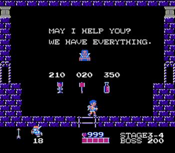 Kid Icarus (NES) - 70