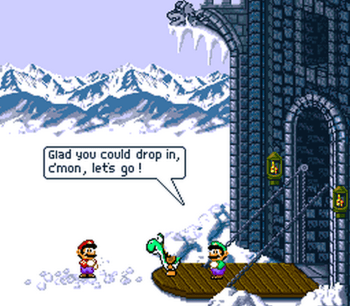 Mario Is Missing! (SNES) - 02