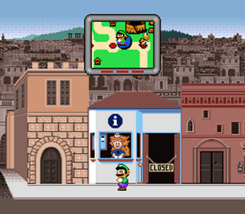 Mario Is Missing! (SNES) - 06