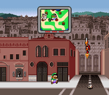 Mario Is Missing! (SNES) - 09