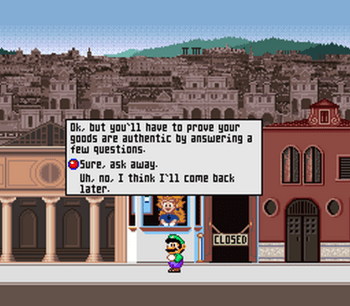 Mario Is Missing! (SNES) - 10