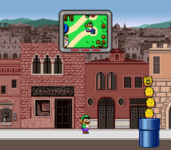 Mario Is Missing! (SNES) - 12