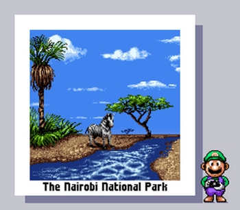 Mario Is Missing! (SNES) - 17