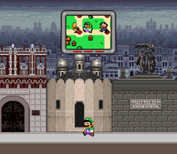 Mario Is Missing! (SNES) - 18