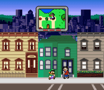 Mario Is Missing! (SNES) - 20