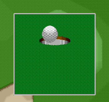 Mecarobot Golf (SNES) - 11
