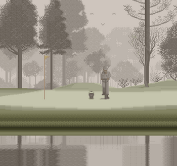 Mecarobot Golf (SNES) - 12
