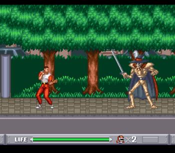 Mighty Morphin Power Rangers (SNES) - 06