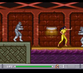 Mighty Morphin Power Rangers (SNES) - 28