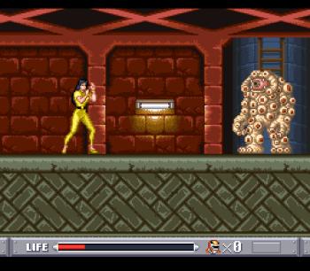 Mighty Morphin Power Rangers (SNES) - 30