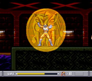 Mighty Morphin Power Rangers (SNES) - 31