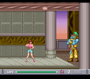 Mighty Morphin Power Rangers (SNES) - 42