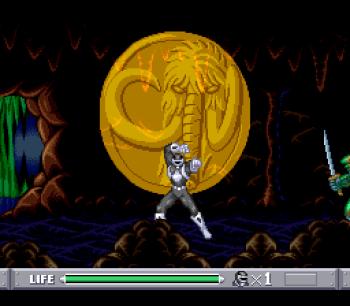Mighty Morphin Power Rangers (SNES) - 57