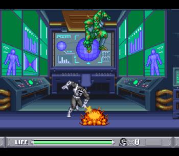 Mighty Morphin Power Rangers (SNES) - 65