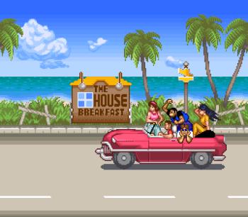 Mighty Morphin Power Rangers (SNES) - 78