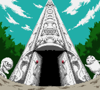 Monster Rancher Explorer (Gameboy Color) - 02