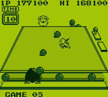 Penguin Wars Gameboy - 09