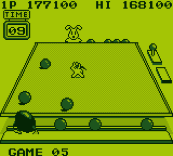 Penguin Wars Gameboy - 10