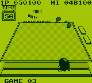 Penguin Wars Gameboy - 12