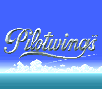 Pilotwings (SNES) - 01