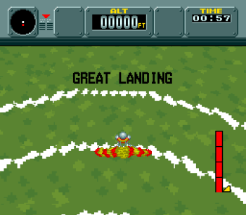 Pilotwings (SNES) - 13