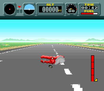 Pilotwings (SNES) - 19