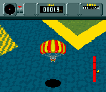 Pilotwings (SNES) - 22