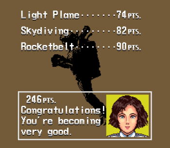 Pilotwings (SNES) - 32