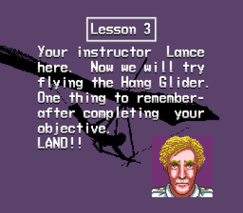 Pilotwings (SNES) - 34