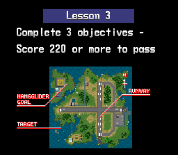 Pilotwings (SNES) - 35