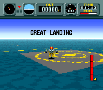 Pilotwings (SNES) - 43