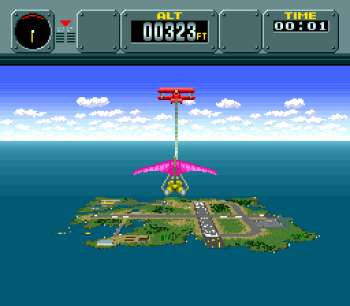 Pilotwings (SNES) - 44