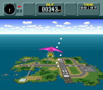 Pilotwings (SNES) - 45