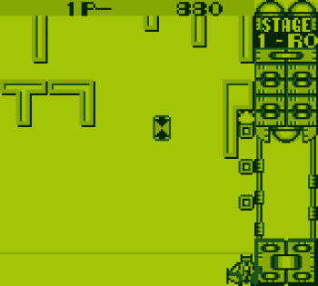 Quarth (Gameboy) - 07