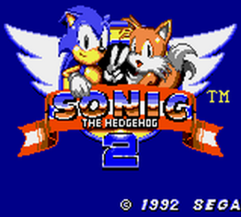 Sonic the Hedgehog 2 (Game Gear) - 01